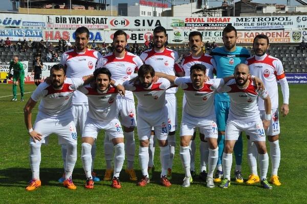Nazilli Belediyespor: 3 Kahramanmaraşspor: 1 1