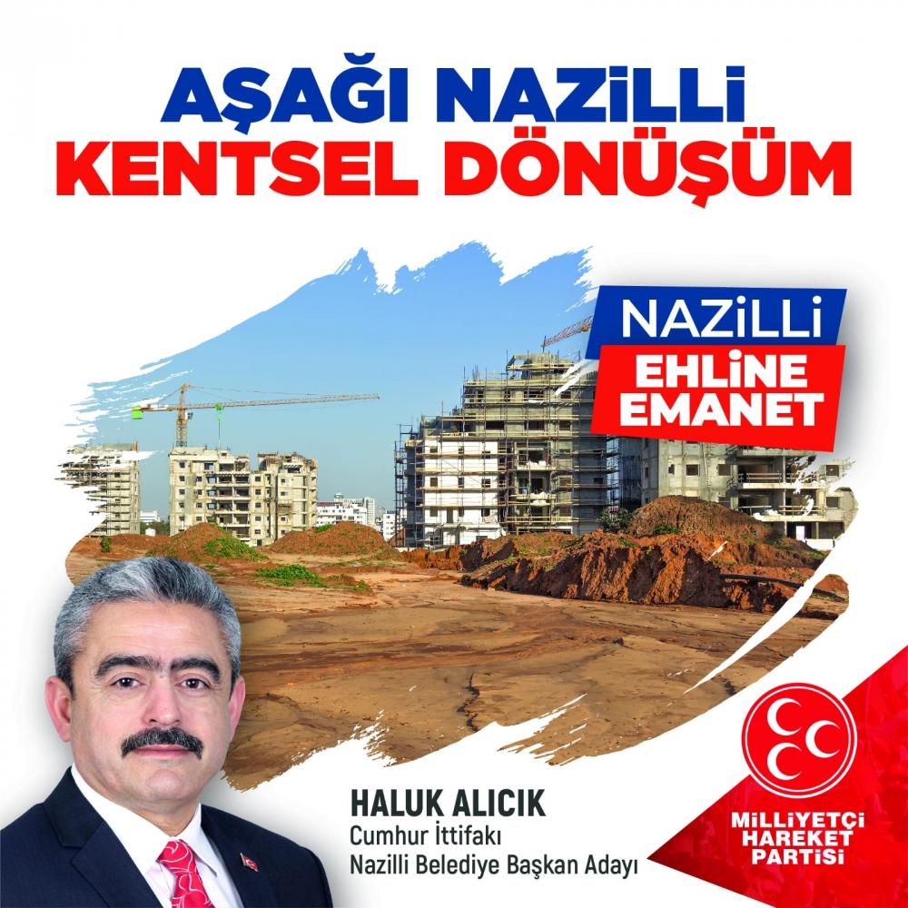 Başkan Alıcık'ın ustalık dönemi projeleri hazır 1