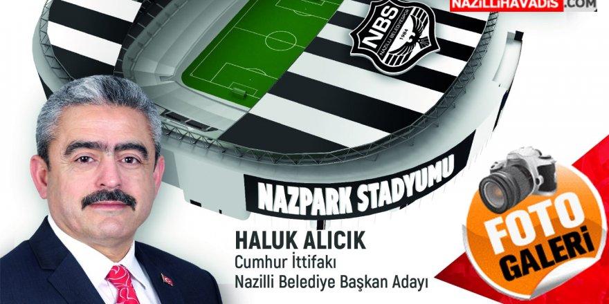 Başkan Alıcık'ın ustalık dönemi projeleri hazır
