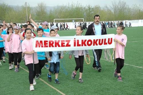 YENİPAZAR'DA 'ÇOCUK ŞENLİĞİ' 9