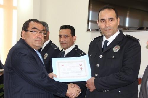 BAŞARILI POLİSLER ÖDÜLLENDİRİLDİ 12