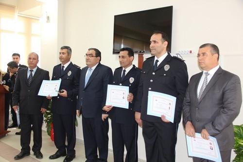 BAŞARILI POLİSLER ÖDÜLLENDİRİLDİ 13