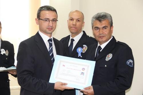 BAŞARILI POLİSLER ÖDÜLLENDİRİLDİ 32