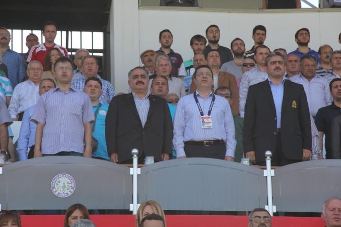 NAZİLLİ BELEDİYESPOR-POLATLI BUGSAŞSPOR 2