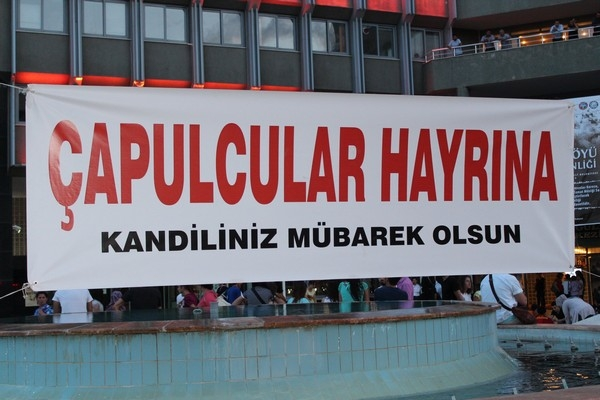 'ÇAPULCULAR HAYRINA' LOKMA İKRAMI 2