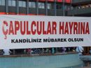 'ÇAPULCULAR HAYRINA' LOKMA İKRAMI