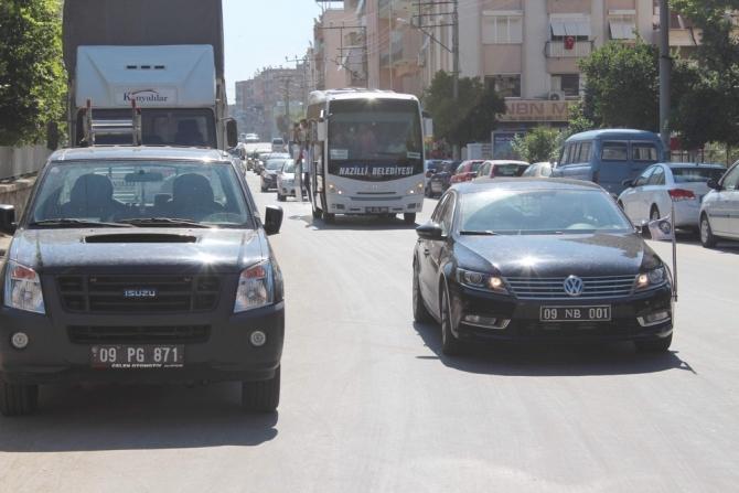 'ŞAMPİYON' NAZİLLİ'YE DÖNDÜ 15