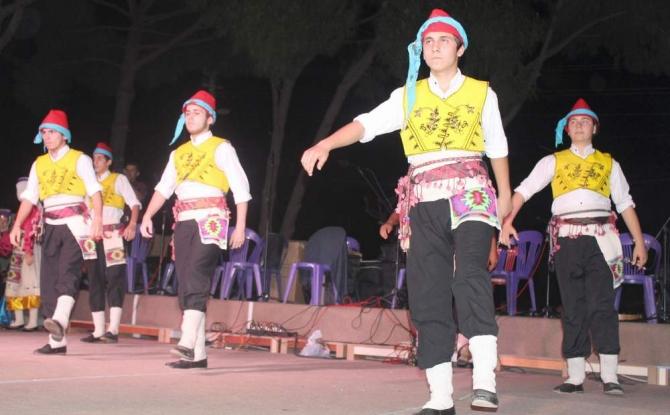 ARPAZ'DA 'MÜZİK ŞÖLENİ' DÜZENLENDİ 14