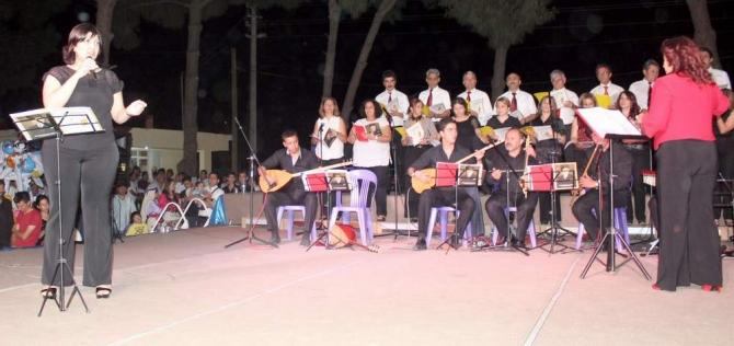 ARPAZ'DA 'MÜZİK ŞÖLENİ' DÜZENLENDİ 23