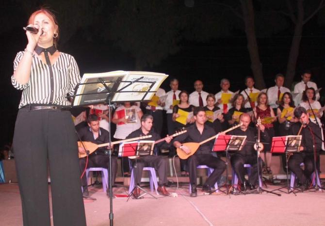 ARPAZ'DA 'MÜZİK ŞÖLENİ' DÜZENLENDİ 25