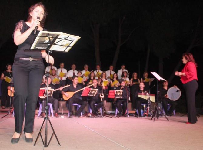 ARPAZ'DA 'MÜZİK ŞÖLENİ' DÜZENLENDİ 26