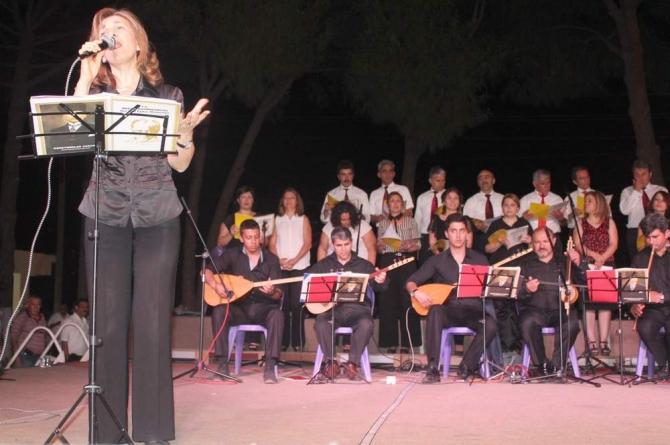 ARPAZ'DA 'MÜZİK ŞÖLENİ' DÜZENLENDİ 30