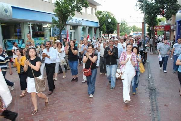 NAZİLLİ'DE 'GEZİ PARKI' PROTESTOSU 14