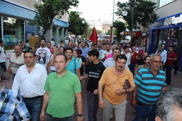 NAZİLLİ'DE 'GEZİ PARKI' PROTESTOSU 20
