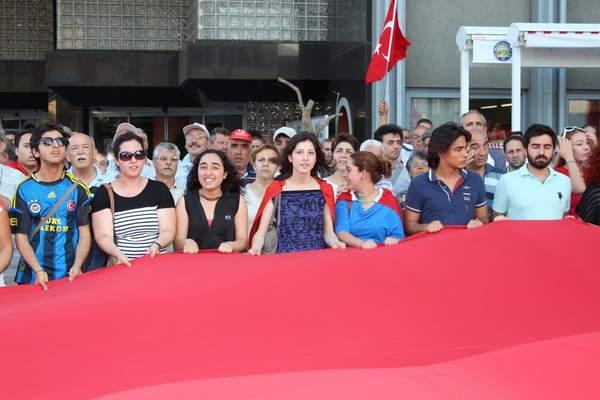 NAZİLLİ'DE 'GEZİ PARKI' PROTESTOSU 4