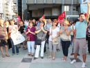 NAZİLLİ'DE 'GEZİ PARKI' PROTESTOSU