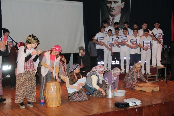 'MEHMET AKİF TÜRK AYDINIDIR' 10