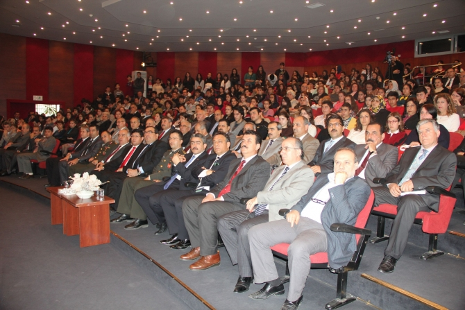 'MEHMET AKİF TÜRK AYDINIDIR' 3