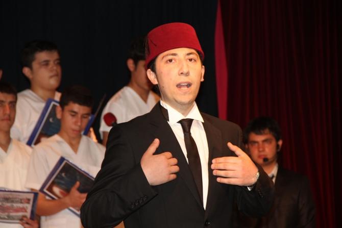 'MEHMET AKİF TÜRK AYDINIDIR' 9