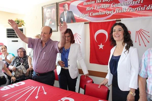 'NAZİLLİ'YE KADIN ELİ DEĞECEK' 1