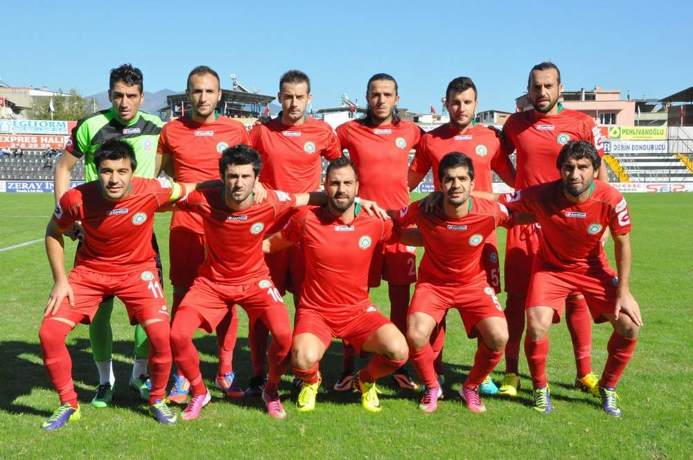 Nazilli'de 'ÇİFTE' bayram 3-2 1