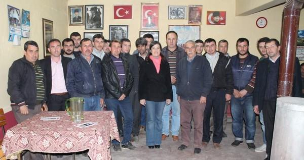 'MAZERET DEĞİL, HİZMET ÜRETECEĞİZ' 1
