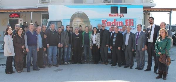 'NAZİLLİ'Yİ YAŞAYAN ŞEHİR HALİNE GETİRECEĞİZ' 1