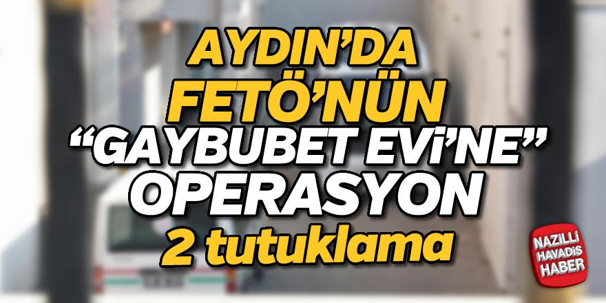 "FETÖ'nün ""gaybubet evi""ne operasyon düzenlendi"