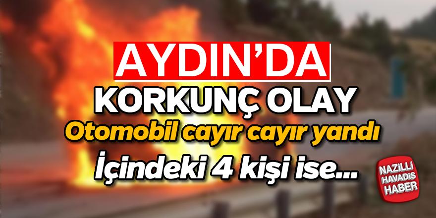 Aydın'da korkunç olay...