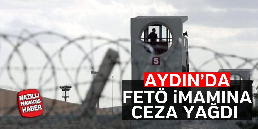 FETÖ'nün askeri imamına ceza yağdı