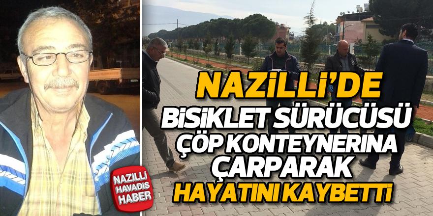 Nazilli'de acı kaza