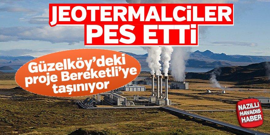 """Güzelköy halkının """"jeotermal"""" zaferi"""