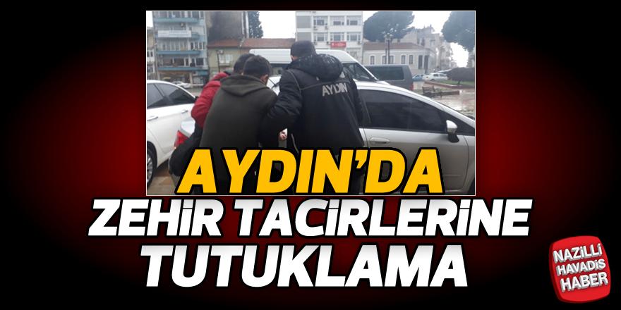 Aydın'da zehir tacirlerine operasyon