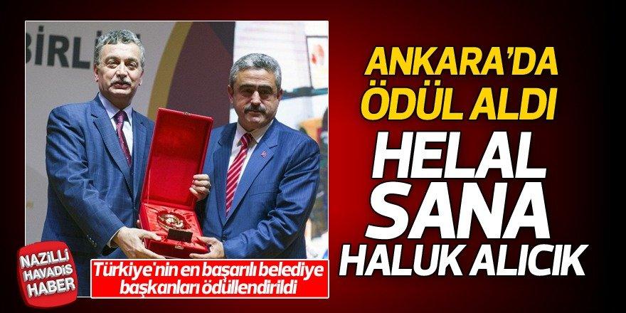 Ankara'da gurur gecesi