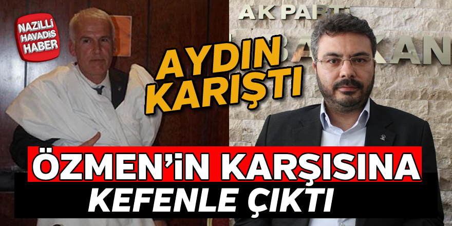 AK Parti Aydın'da adaylık yarışı