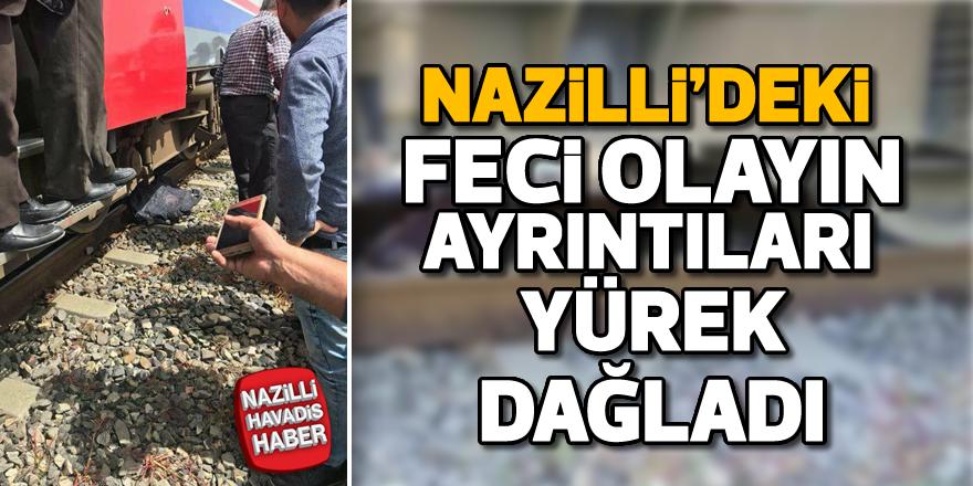 Nazilli'deki feci olayın ayrıntıları yürek dağladı