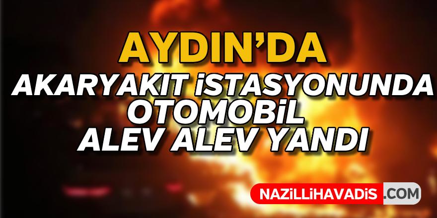 Aydın'da yangın paniği ! Facianın eşiğinden dönüldü