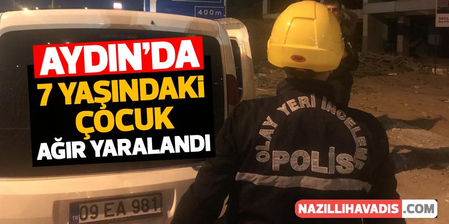 Aydın'da 7 yaşındaki çocuk yaşam mücadelesi veriyor