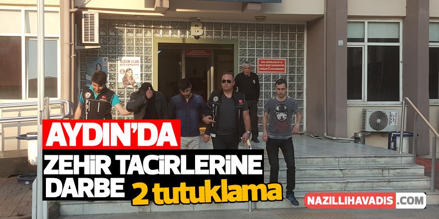Aydın'da uyuşturucu operasyonu; 2 tutuklama