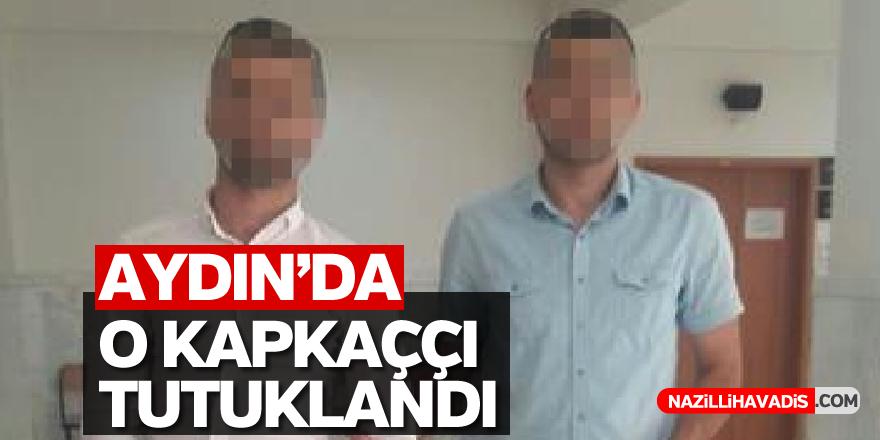 Aydın'da o kapkaççı yakalandı