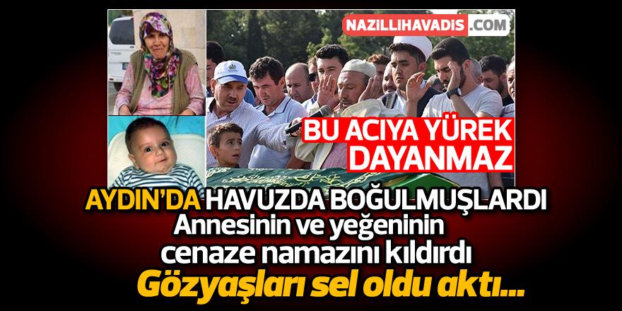 Aydın'da kahreden olay!