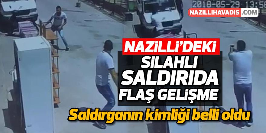 Nazilli'deki silahlı saldırıda flaş gelişme