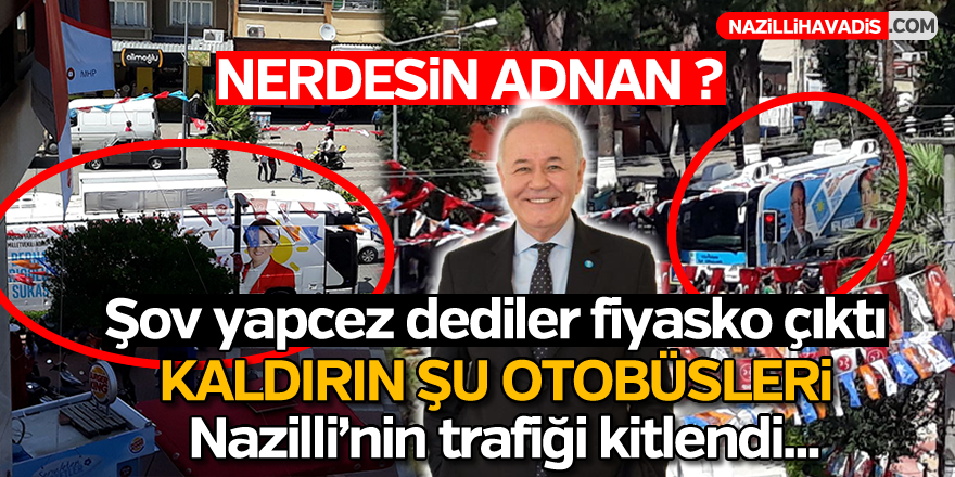 """İYİ Parti SKM açılışına """"büyük ilgisizlik"""""""