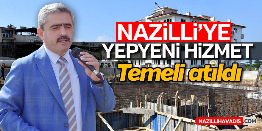 """Alıcık; """"Nazilli'nin bütününün belediye başkanı olduk"""""""