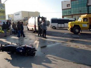 Çine'de Motosiklet Kazası: 1 Ölü, 1 Ağır Yaralı