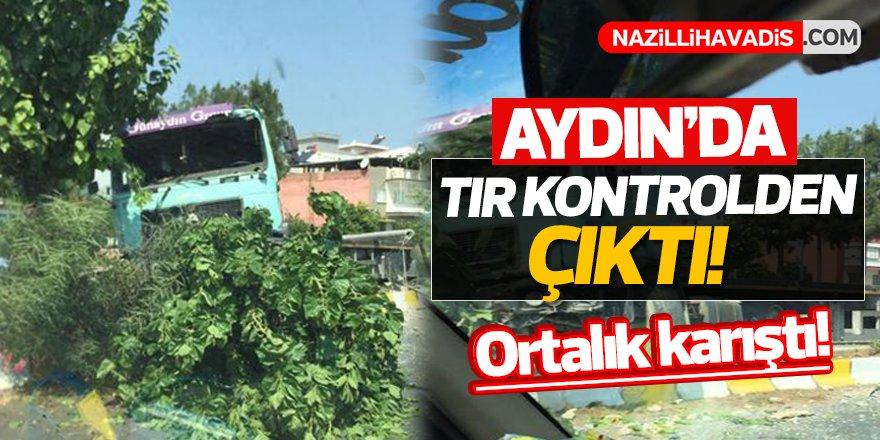 Aydın'da Ortalık Karıştı!