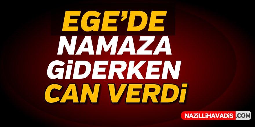 Namaza Giderken Trafik Kazasında Can Verdi