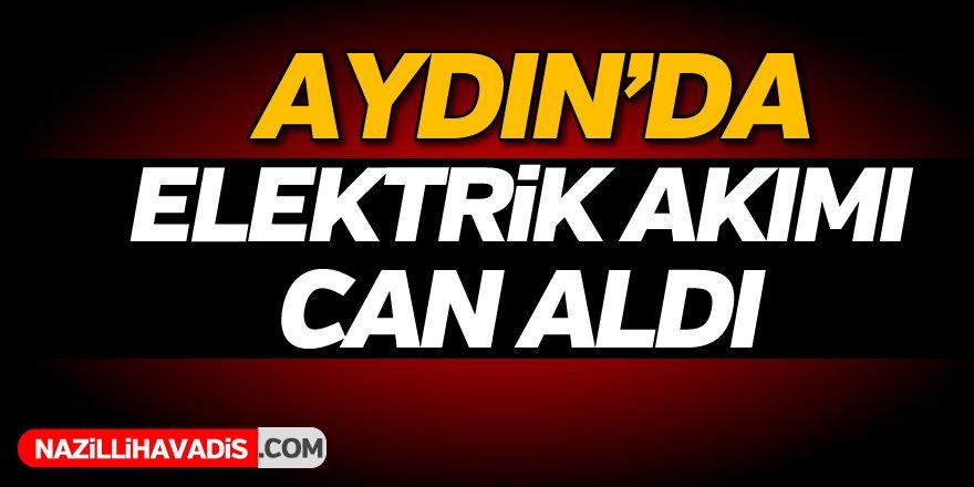 Elektrik akımı Can Aldı