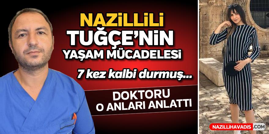 Nazilli'deki katliamda yaralanan Tuğçe'nin yaşam mücadelesi
