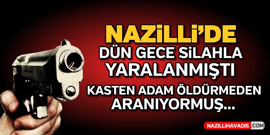 Nazilli'de aranan zanlı böyle yakalandı